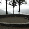 The grand new viewing area above Cape Horn