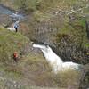 Catherine Creek Falls <FONT SIZE=1>© Chiyoko Meacham</FONT>