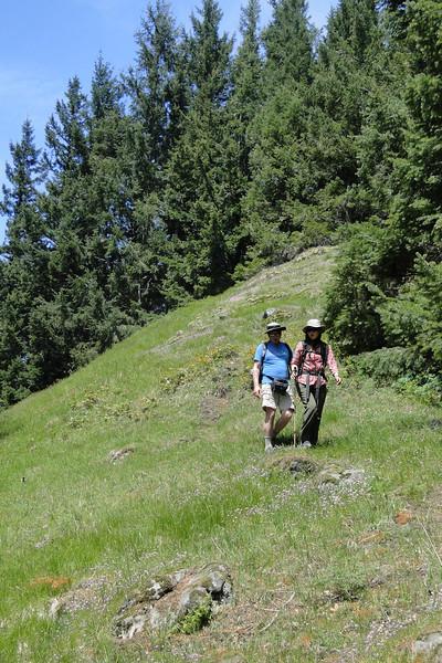 Cedar Mountain Ridge.