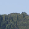 Zoomed in on some folks up on Hamilton Mt.