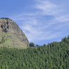 Looking back up at table Mountain.