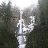Multnomah Falls<br /> © Chiyoko Meacham