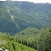 Looking East from North Hamilton Ridge