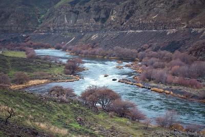 Deschuttes River Trail