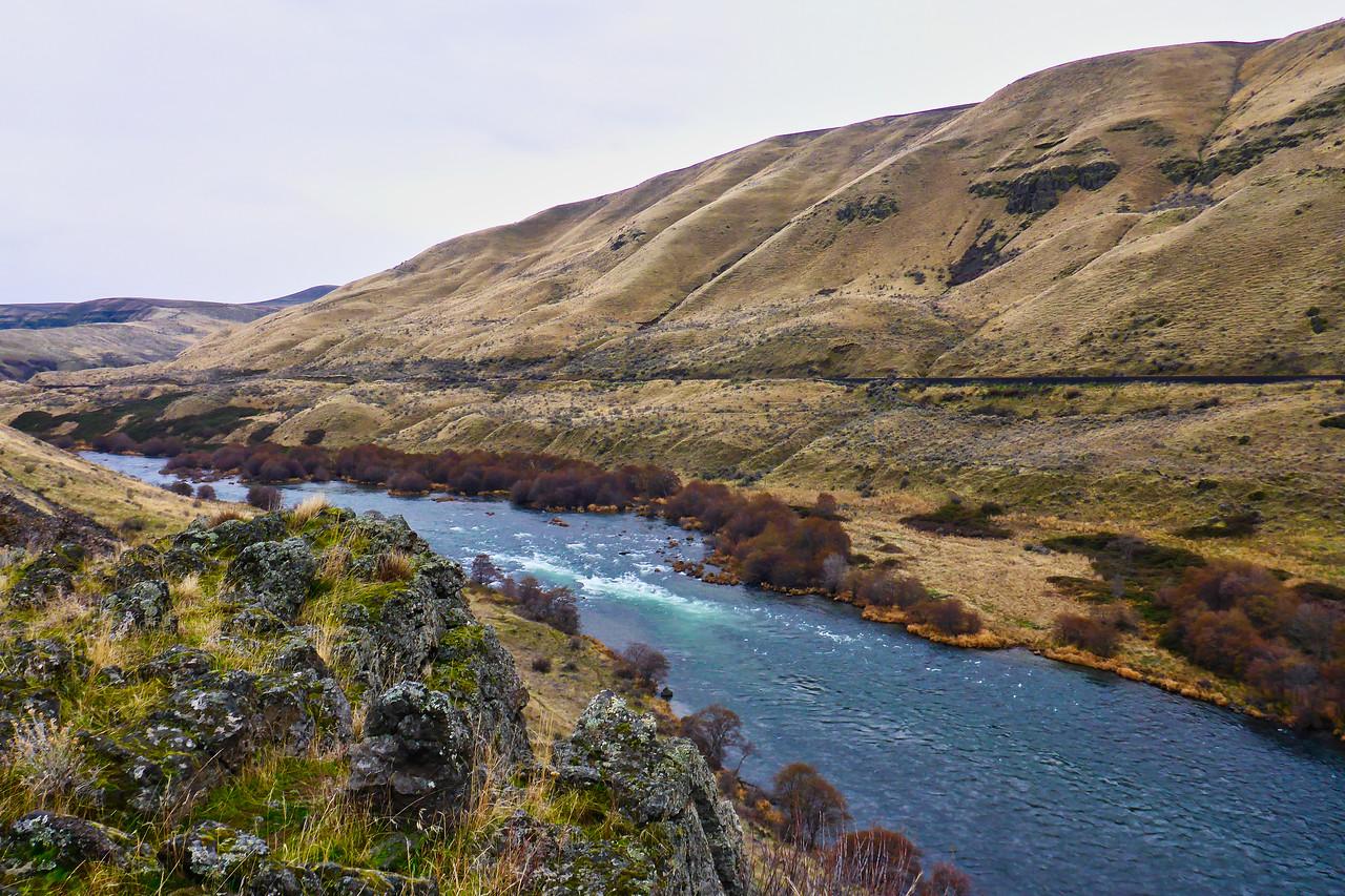 The Deschutes River