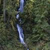 Ephemeral Falls along the trail.