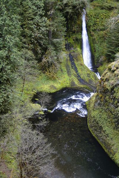 Loowit Falls.