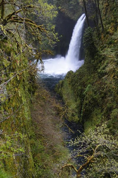 Metlako Falls.