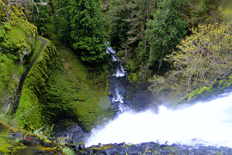 Above Tunnels Falls