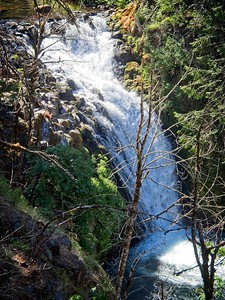 Eagle Creek to Twister Falls