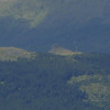 Zoomed in on Three Corner Rock.