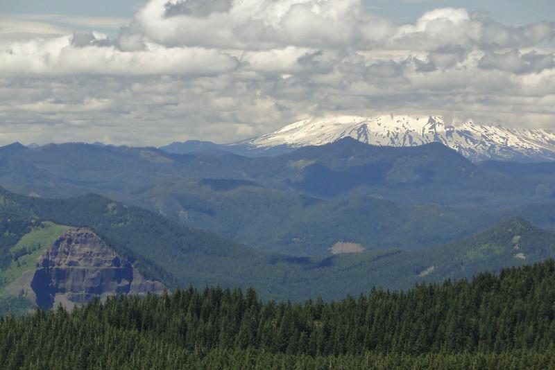 Table Mountain, Green Mountain & Mt.Adams