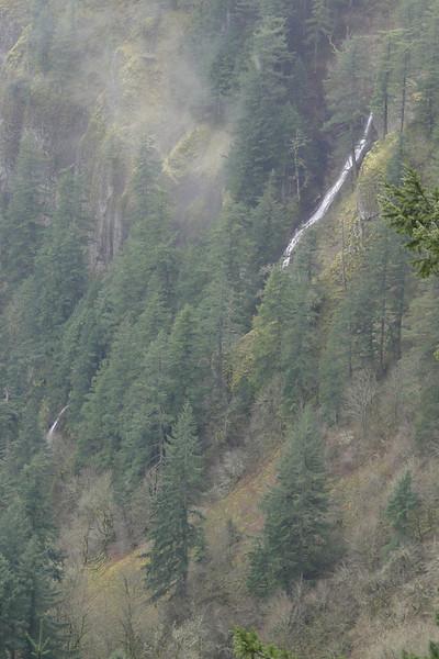 Pindle Falls from Cruzatt Point.