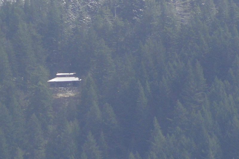 Zoomed in on Nesika Lodge.