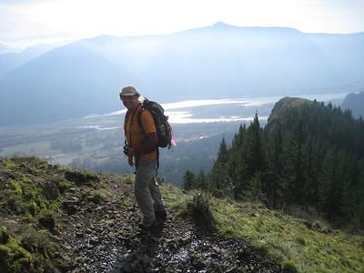 Hamilton Mountain Trail© Chiyoko Meacham