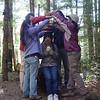 Kazuko, Pascal, David & Chiyoko test Kazuko's theory of levitation on Noriko!!!!<br /> Stage I