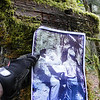 The Mindolovich Trail Sign.<br /> Mark Mindolovich recently posted an old photograph of this sign being hung in 1967.