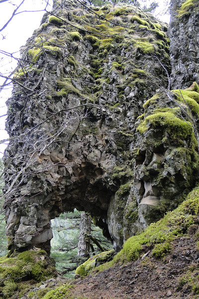 Horsetail Ridge - The Arch