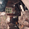 "This photo was recently posted on <A HREF=""http://www.portlandhikers.org/forum/viewtopic.php?f=10&t=10747"" TARGET=""_blank"">portlandhikers.org</A> by <I>Aardvark</I> showing what the cabin looked like in the 80's!"