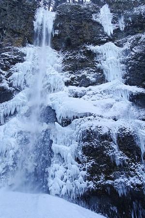 Icy  Gorge - 2017/01/14
