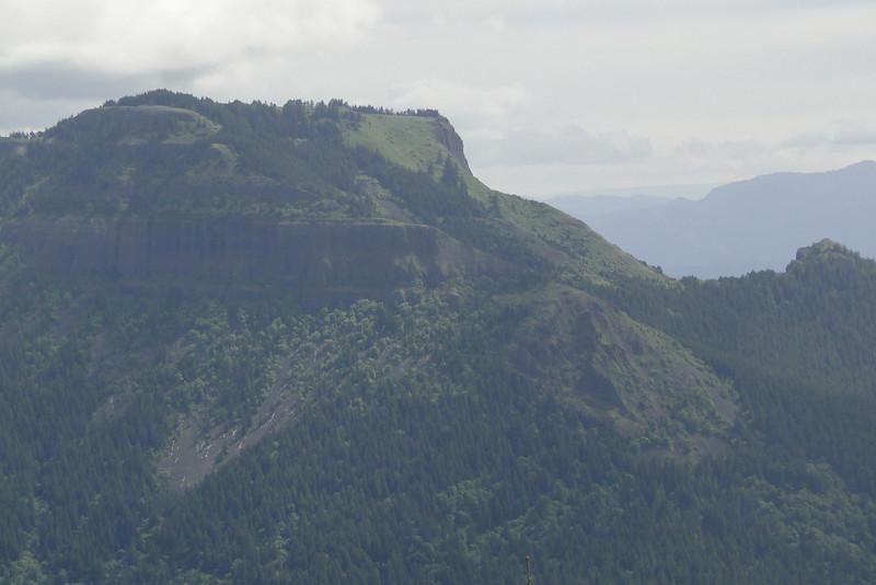 Hardy Ridge Looking East.