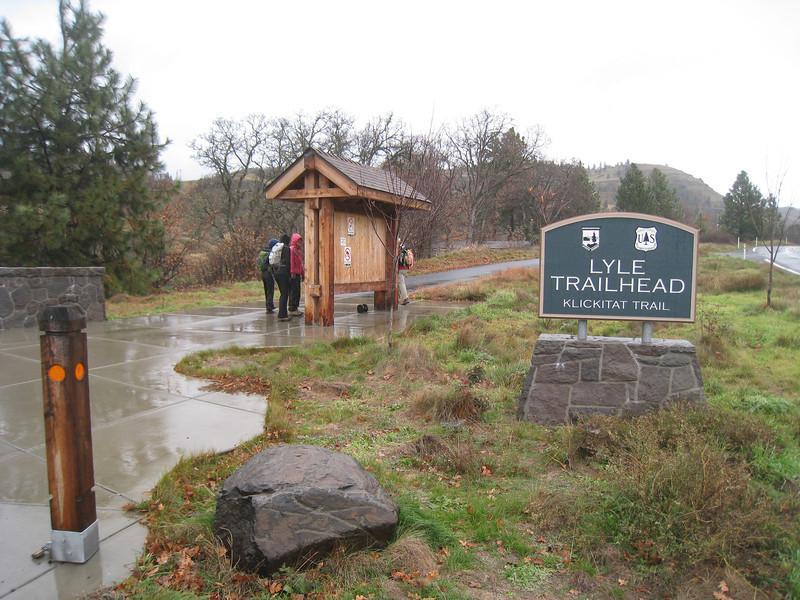 The Trail Head in Lyle.<br /> © Chiyoko Meacham