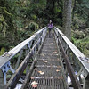 Multnomah Creek - 2 mile bridge