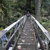 Multnomah Creek - 2 mile bridge