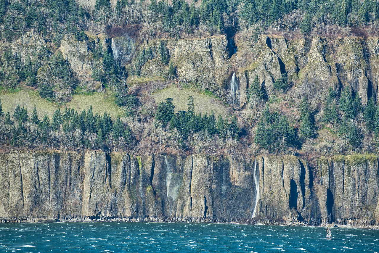 The Cliffs of Cape Horn