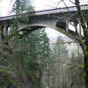 Shepperd's Dell Bridge.