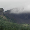 Table Mountain in Clouds.