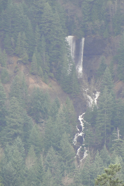 View of Upper Greenleaf Falls