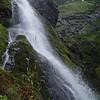 Starvation Creek Falls<br /> An up close view