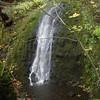Lower tier of Cabin Creek Falls