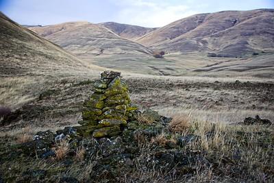 Crawford Ranch Loop - Bone Cairn