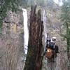 Multnomah Falls <FONT SIZE=1>© Chiyoko Meacham</FONT>