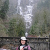 Back at Multnomah Falls - Coffee Time!