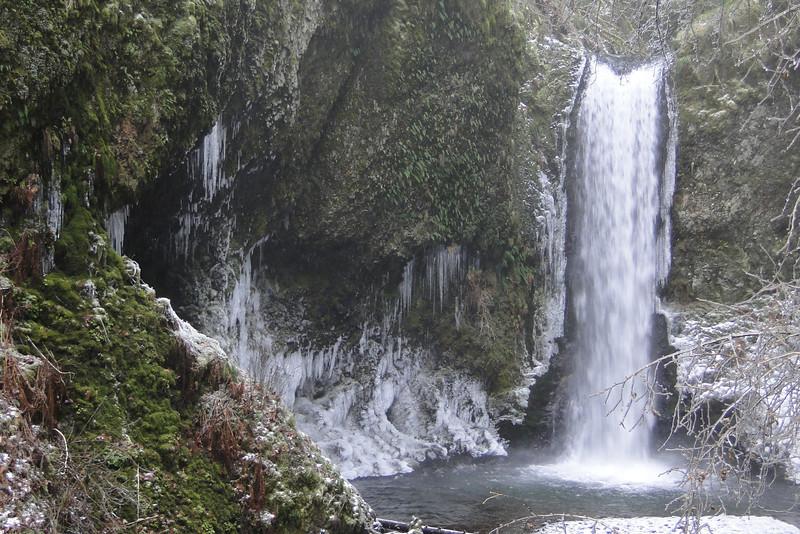 Wisendanger Falls.