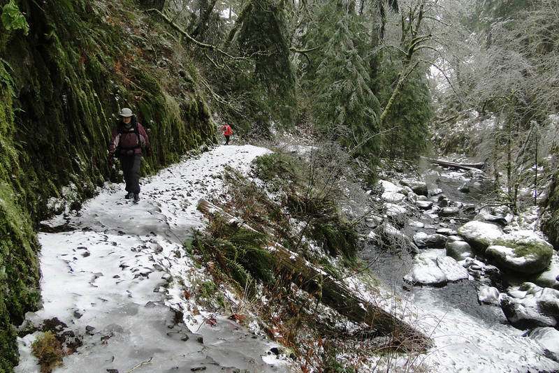 Multnomah Creek.