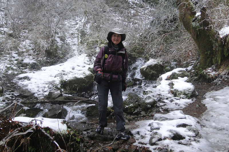 Wahkeena Creek.