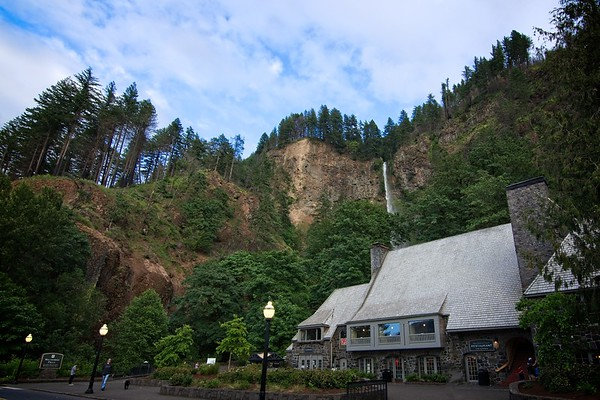Multnomah wahkeena Loop