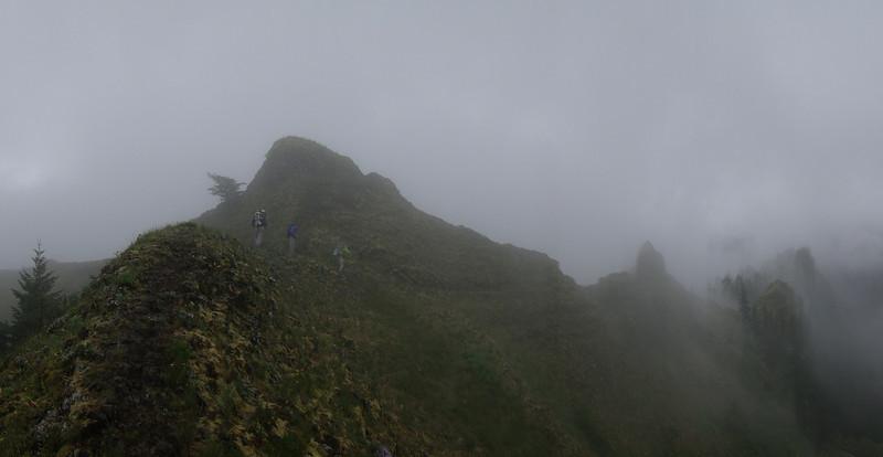 Munra Ridge Traverse.