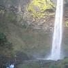 Elowah Falls. <FONT SIZE=1>© Chiyoko Meacham</FONT>