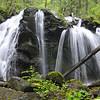 Big Moma Falls on Woodward Greek.