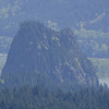 Looking down on Beacon Rock