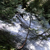 Above Apron Falls