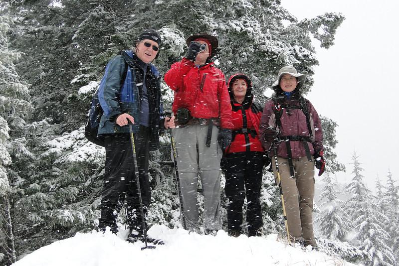 Scott Point<br /> Jim, Don, Ardith & Chiyoko.