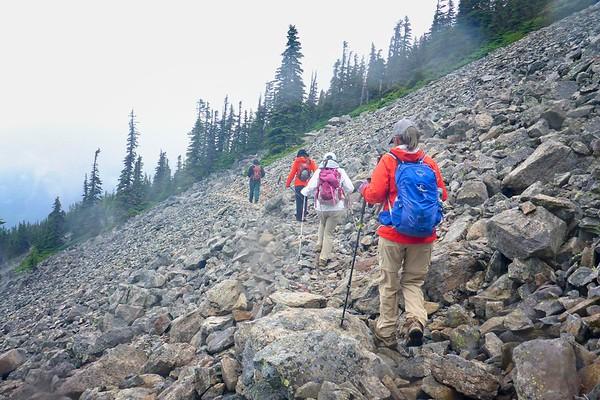 The Starvation Ridge - Mt. Defiance Loop