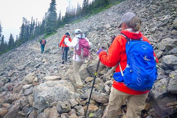 Starvation Ridge - Mt. Defiance Loop