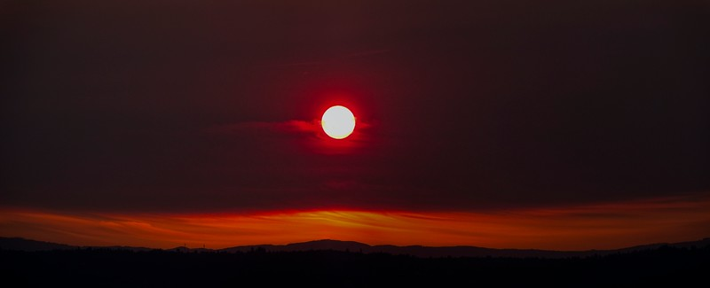 Sunset at Vista House